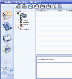 MobTime Cell Phone Manager 2008 6.6.5