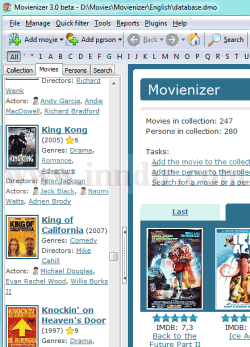 Movienizer 3.2 Yapı 156