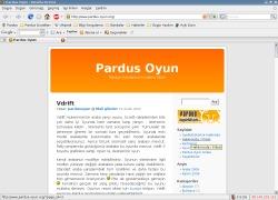 Mozilla Firefox (Pardus) 3.0.10