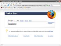 Mozilla Firefox Portable 3.0