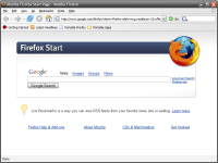 Mozilla Firefox Portable 3.6.10