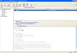 Mozilla Thunderbird (Linux) 3.1.1