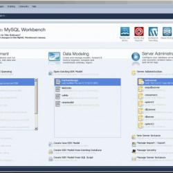 MySQL Workbench 6.1.6