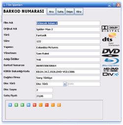 Neo : CDDVD Takip 2.0