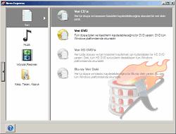 Nero 8 Micro (Türkçe) 8.3.6.0 (B 1.17.2.2)