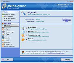 Online Armor Free Firewall 5.5.0.1616