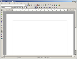OpenOffice.org EN [Linux] 3.2.1