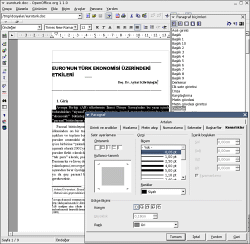 OpenOffice.org Türkçe 3.2.0