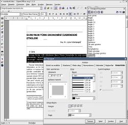 OpenOffice.org Türkçe [Linux] 3.2.0