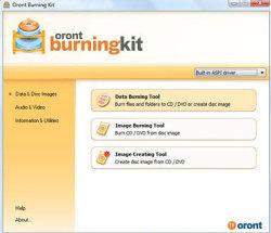 Oront Burning Kit 2 Basic 2.5.6