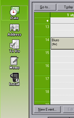 Palm Desktop Themes 3.0 Beta