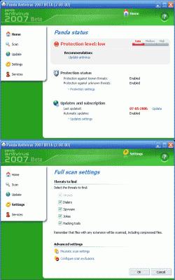 Panda Internet Security 2010 19.01.00