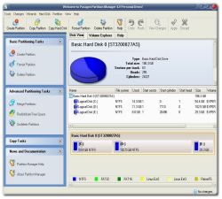 Paragon Partition Manager Professional 11