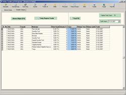 pcM Paket Servis Programı 3.5.0