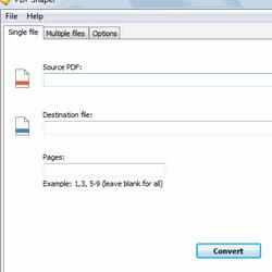 PDF Shaper 2.0