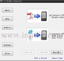 PDF to Kindle Converter 3.0.6