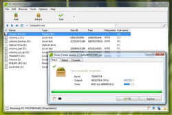 PeaZip (Linux) 3.1