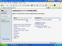 phpMyAdmin 3.5.7