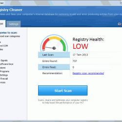 Pointstone Registry Cleaner 4.0.1