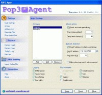 Pop3 Agent 2.3.10