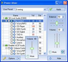 Power Mixer 3.5
