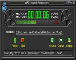Power MP3 Recorder (MP3 Sound Recorder) 5.0