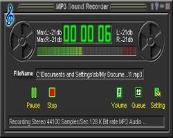 Power MP3 Recorder (MP3 Sound Recorder) 5.0