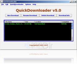 QuickDownloader 5.0