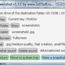 QuickScreenshot 1.3.1