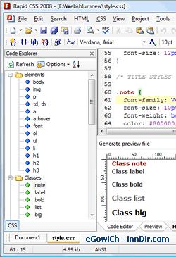 Rapid CSS 2010 10.2.0.121