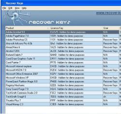 Recover Keys 4.0.0.45