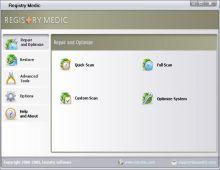Registry Medic 2008