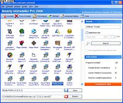 Smarty Uninstaller 2008 Pro 2.1.0