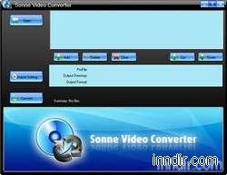 Sonne Video Converter 11.3.0.2055