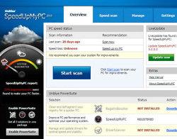SpeedUpMyPC 2012 5.2.1.3