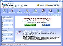 Spyware Detector 2009 19.0.1.5