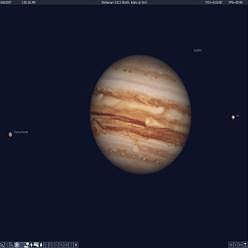 Stellarium 0.10.6