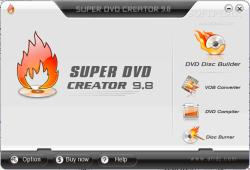 Super DVD Creator 9.8.10
