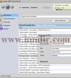 Super MP3 Download 4.8.9.8