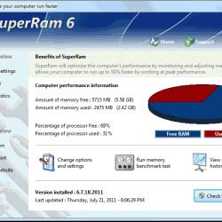 SuperRam 6.1.16.2012