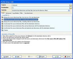 SyncBackSE 6.5.15.0