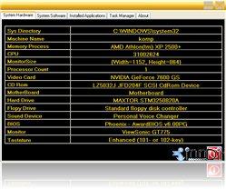System Information 1.0