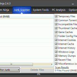 System Ninja 2.4.4