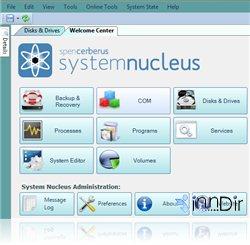 System Nucleus Portable 2.1.0.93