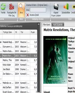 TbDivX Film Arşiv Programı 2.1.7