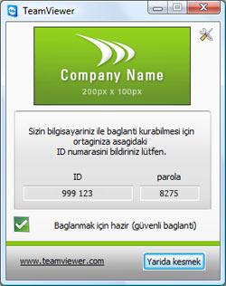 TeamViewer 7.0 Yapı 15723