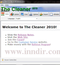 The Cleaner 2011 7.2.0.3510