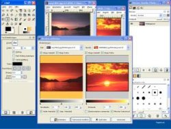 The GIMP 2.6.11