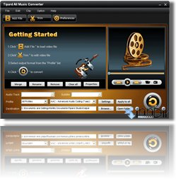 Tipard All Music Converter 4.2.12