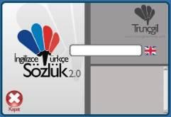 Trunçgil İngilizce Türkçe Sözlük 2.0